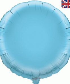 "Oaktree 18"" Light Blue Round"