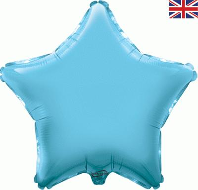 "Oaktree 19"" Light Blue Star"