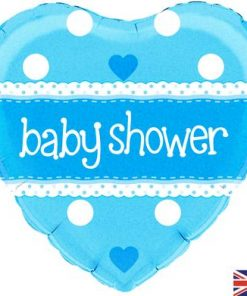 """18"""" Baby Shower Holographic Foil"""