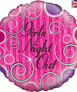 "18"" Girls Night Out Foil"