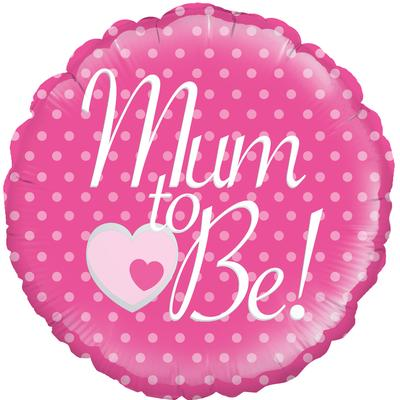 "18"" Mum to Be Foil"