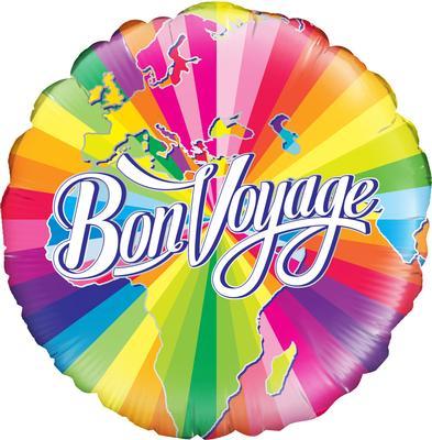 """18"""" Bon Voyage Foil"""