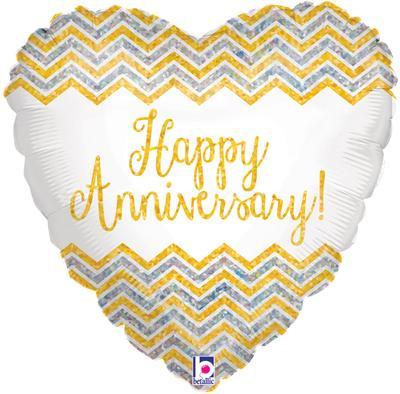 Chevron Anniversary