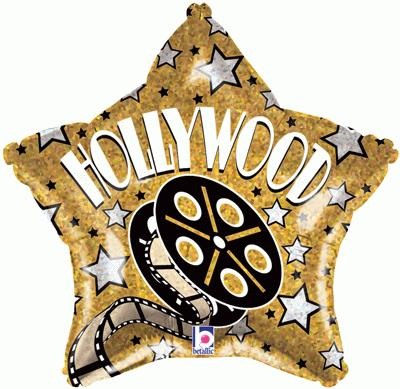 "19"" Hollywood Star Foil"