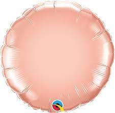 Peach Circle