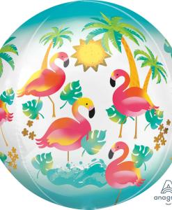 Let's Flamingle Orbz