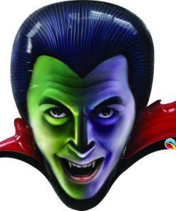 Shape Count Dracula Head Foil