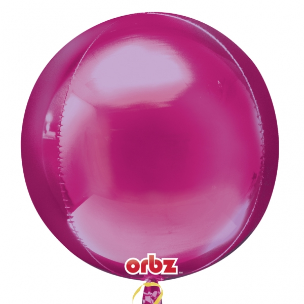 Bright Pink Orbz