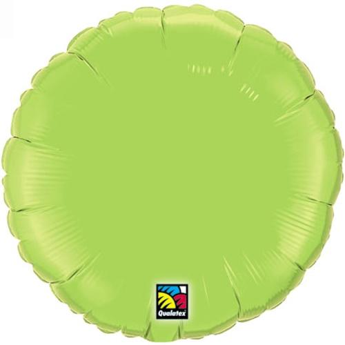 Lime Green Circle