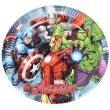 Marvel Avengers Power Paper Plates