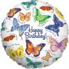 "18"" Beautiful Butterflies Foil Balloon"