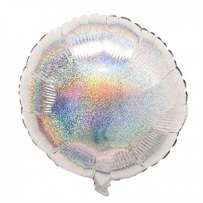 Holographic Round Foil