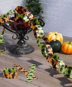 Happy Halloween Paper Chain