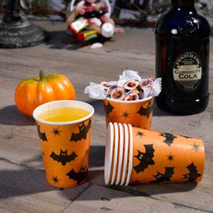 Happy Halloween Cups