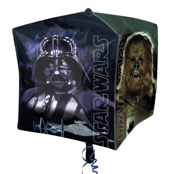 "15"" Star Wars Cubez Foil Balloon"