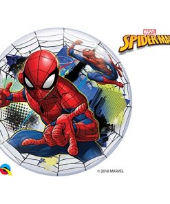 "22"" Marvel's Spiderman Web Slinger Single Bubble"