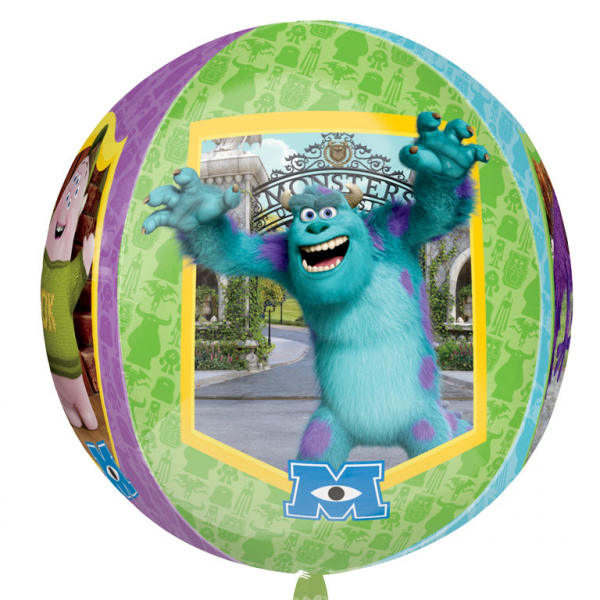 Disney Monster University Orbz
