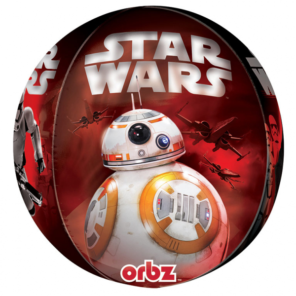 Star Wars The Force Awakens Orbz Foil