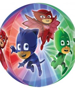 PJ Masks Clear Orbz Foil