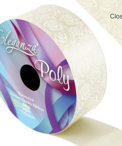 Eleganza 50mm Elegant Rose Print Ivory