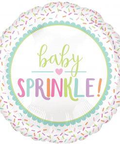 "18"" Baby Sprinkle Foil"