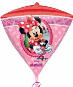 Minnie Mouse Diamondz
