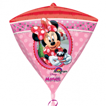 Minnie Mouse Diamondz
