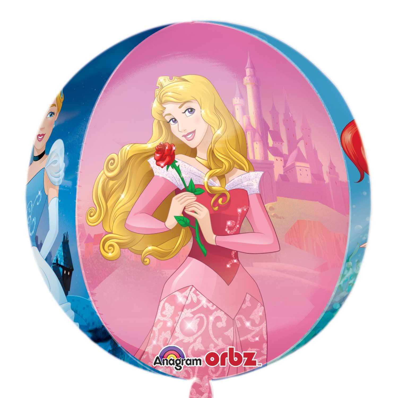 Multi Princess Clear Orbz