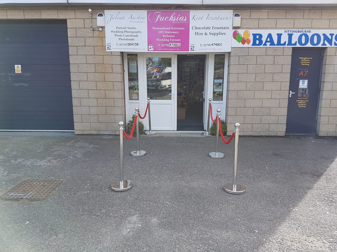 VIP Poles and Rope - Double Entrance