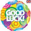 "18"" Good Luck Rainbow Circles"