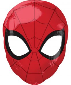 Spider-Man Animated Junior Shape Foil
