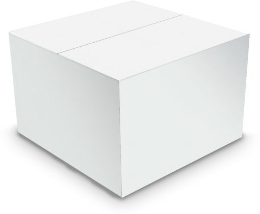 White Balloon Box