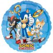 "18"" Sonic the Hedgehog Foil"