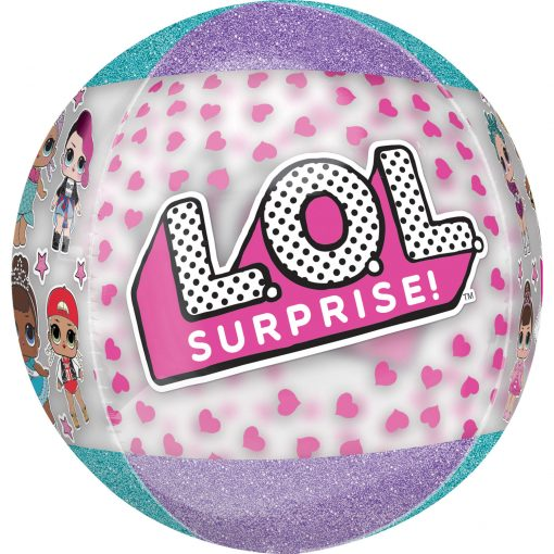 LOL Surprise! Orbz Foil