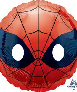 """18"""" Spider-Man Emoji Foil"""
