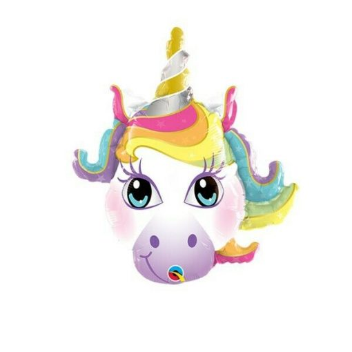 "14"" Airfill Magical Unicorn Shape Foil"