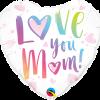 """18"""" Love You Mum Foil"""