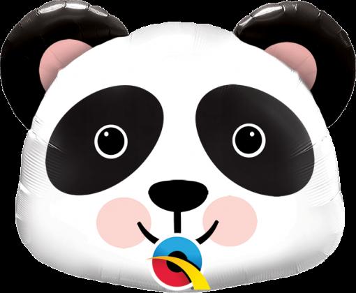 """14"""" Air-fill Shape Precious Panda Foil"""