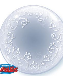 Deco Bubble Fancy Filigree