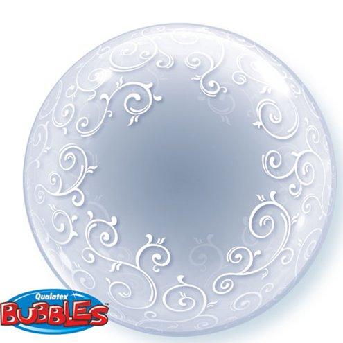 Deco Bubble Fancy Filigree