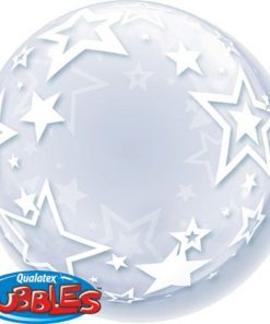 Deco Bubble Stylish Stars