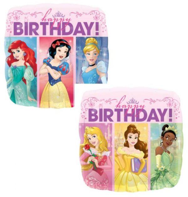 Multi Princess Dream Birthday