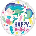 Sea Life Happy Birthday