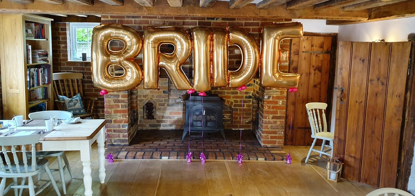 large Bride