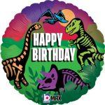 Jurassic Birthday Foil
