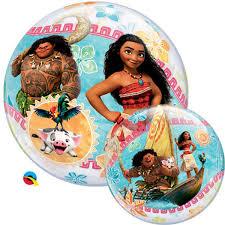 "22"" Disney Moana Single Bubble"