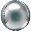 Jumbo Silver Orbz