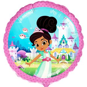 Nella The Princess Knight Foil Balloon