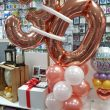 Birthday Balloon Display