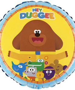 Hey Duggee and the Squirrels Foil